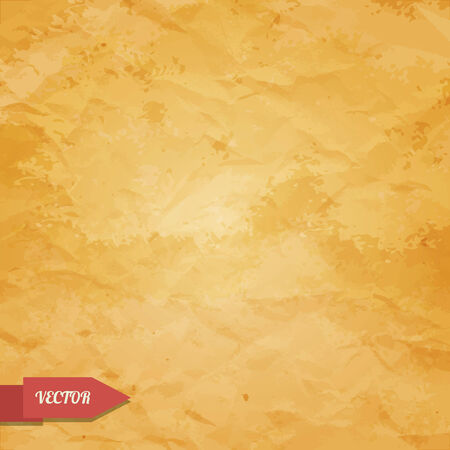 Grunge background with paper texture and place for text - vector Vector