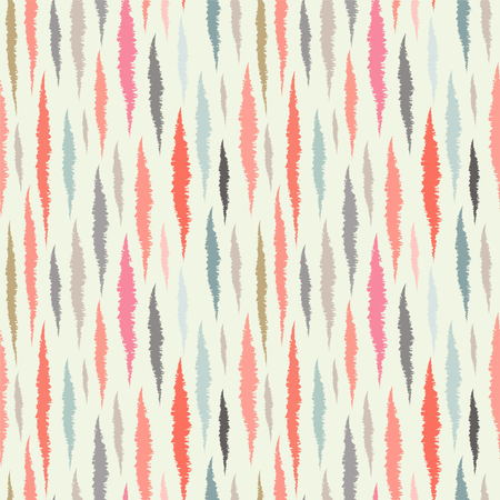 splash abstract: Rainbow abstract art grunge distressed seamless pattern. Paint stains. Stripes. Striped print silhouette background texture. Ikat. Decorative waves, water - vector
