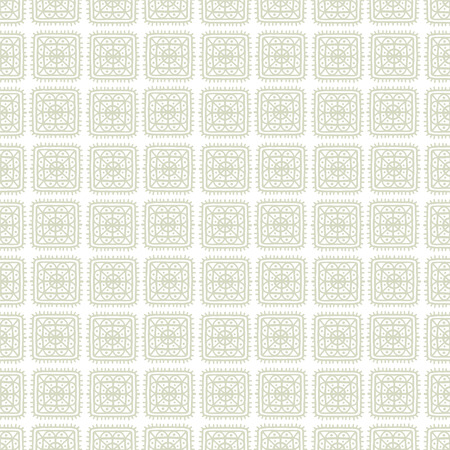 tribal art: Abstract light ethnic seamless pattern. Aztec ornament. Tribal art. Geometric background with squares and flowers. Repeating texture. Fabric design. Wallpaper