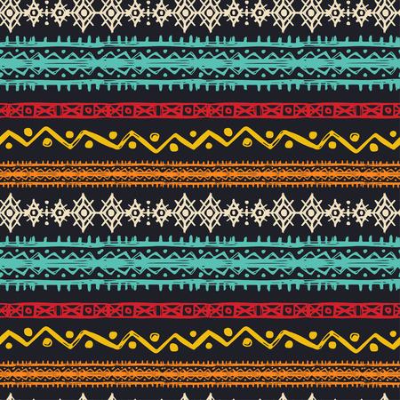 art tribal seamless ethnique . géométrique géométrique abstrait texture. fond de texture. texture d & # 39 ; art papier peint