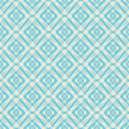 Abstract tribal art ethnic seamless pattern. Folk repeating background texture. Geometric print. Fabric design. Wallpaper