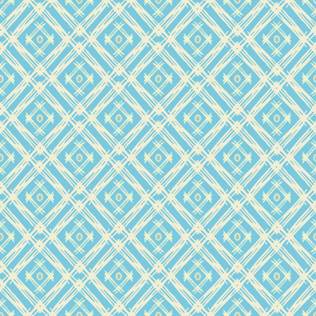 Abstract tribal art ethnic seamless pattern. Folk repeating background texture. Geometric print. Fabric design. Wallpaper