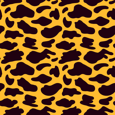 Abstract print animal seamless pattern. Repeating background texture. Cloth design. Wallpaper