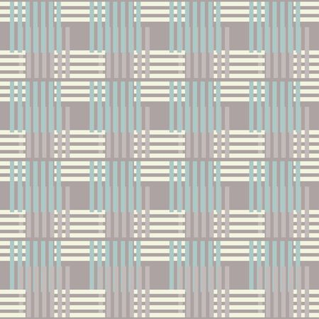 Abstract art stripped geometric seamless pattern. Lines, stripes. Repeating background texture. Cloth design. Wallpaper, wrapping