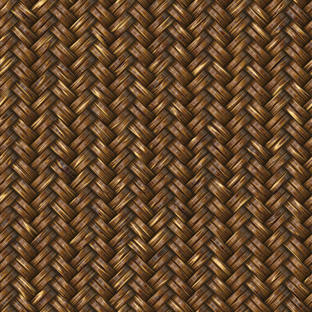 interlace: Seamless basket surface texture background.