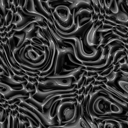 chaotic: Net chaotic black surface.