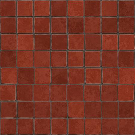 Seamless tiles background. Stock Photo