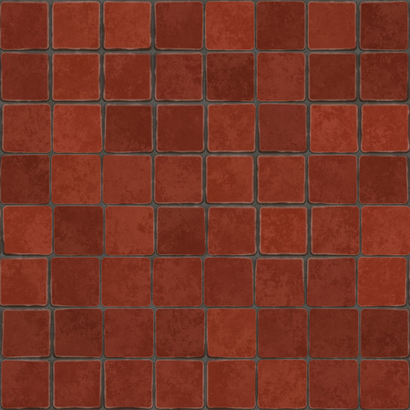 tiles: Seamless tiles background. Stock Photo