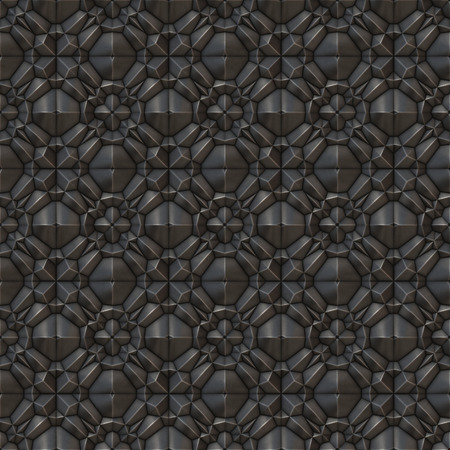 plating: Seamless panel background.