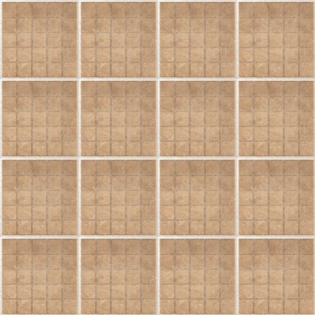 wallboard: Seamless tiles repeating texture background. Matt ceramic tiles. Repeated squares Stock Photo