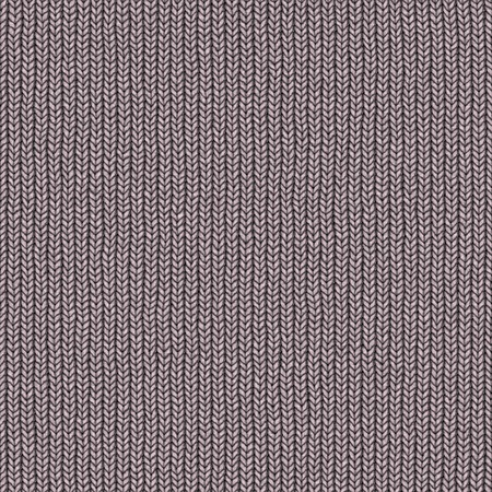 Seamless knitted monotonous background. Stock Photo