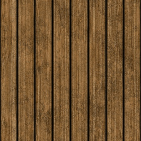 repeated: Seamless texture background wood brown planks. Stock Photo