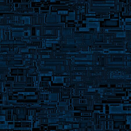 industry pattern: Seamless dark blue background