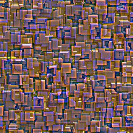 squares background: Seamless abstract pattern.