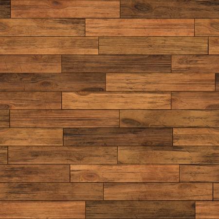 Seamless parquet pattern background. Imagens - 43838333