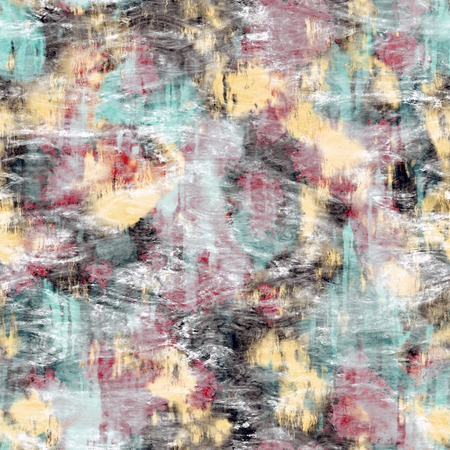 abstract seamless: Seamless abstract painting background.