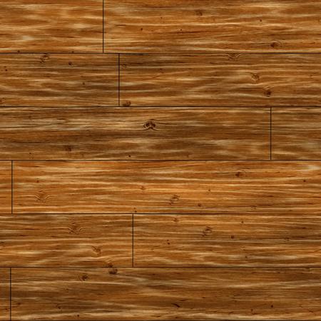 Seamless brown parquet closeup pattern background. Imagens