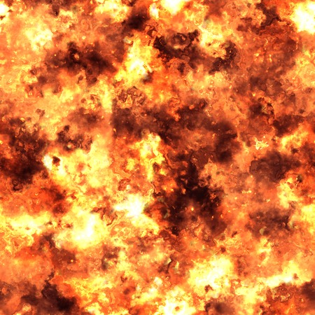 firestorm: Seamless firestorm background.