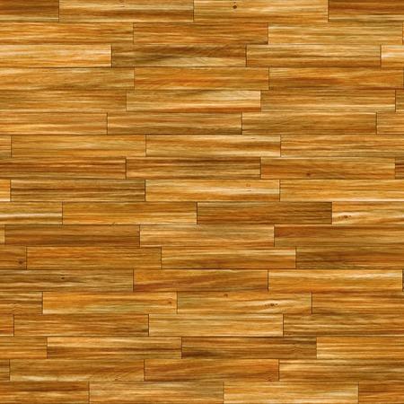 Seamless fulvous laminate flooring texture background.