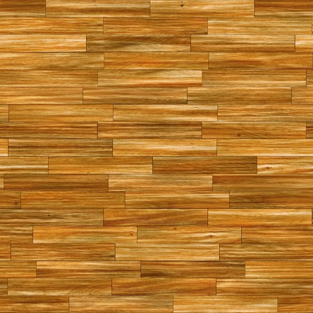 oak wood: Seamless fulvous laminate flooring texture background.