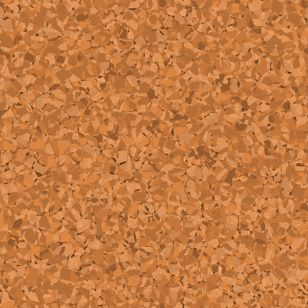 seamlessly: Seamless light brown background cork-wood closeup. Illustration suberic texture. High resolution. Stock Photo