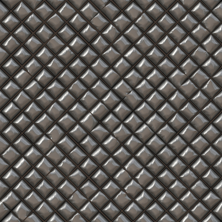 monotone: Seamless industrial metallic panel background. A high resolution.