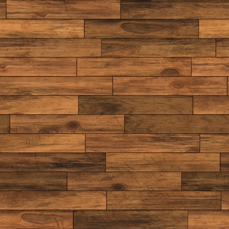 Seamless chestnut laminate flooring texture background.