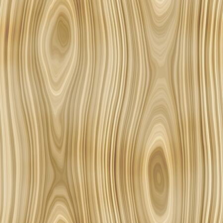 grains: Seamless light beige wood surface background closeup. Material veneer high resolution. Stock Photo