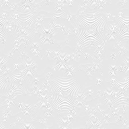 Naadloze wit oppervlak met licht reliëf. Regendruppels. Een hoge resolutie.