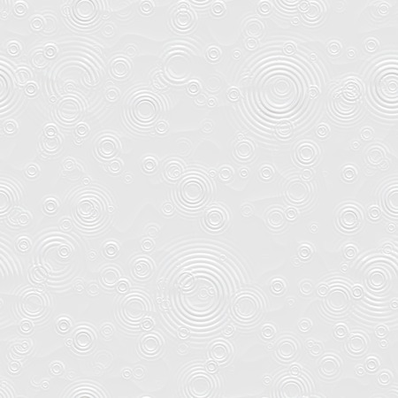 wallboard: Seamless white surface with light relief. Raindrops. A high resolution. Stock Photo