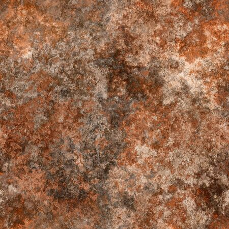 rusty: Seamless rusty metal background. A high resolution.