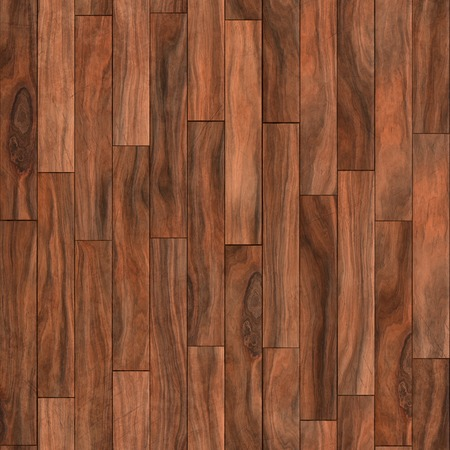 parquet texture: Seamless texture of wooden parquet mahogany color. A high resolution. Laminate interior. Stock Photo