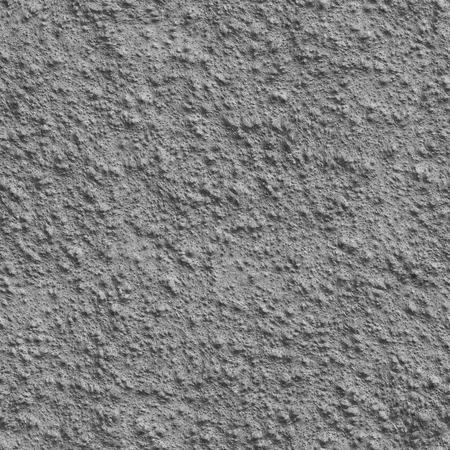 high resolution: Seamless gray rough stucco background. A high resolution. Stock Photo