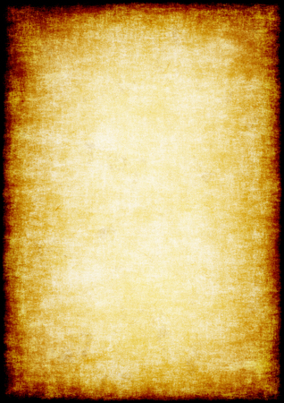 Grunge parchment background. Shabby old sheet paper.  A high resolution. Banco de Imagens - 53820292