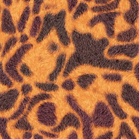 soft: Seamless texture of leopard skin background. A high resolution.