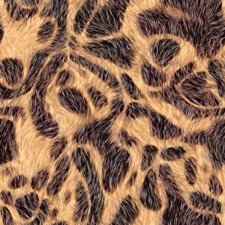 peltry: Seamless leopard fur background.