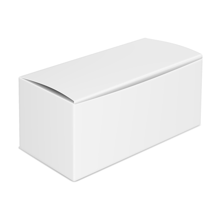 Vector blank image (box, box, perspective view). The image was created using gradient mesh. Vector EPS 10.