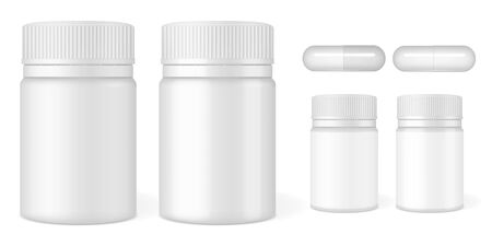 Plastic packaging for tablets and pills.
