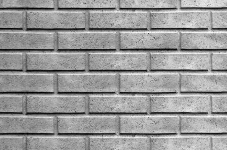 Wall from a white brick photo