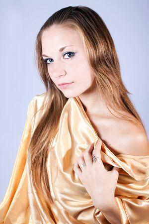 Portrait beautiful sexy woman Stock Photo - 8107457
