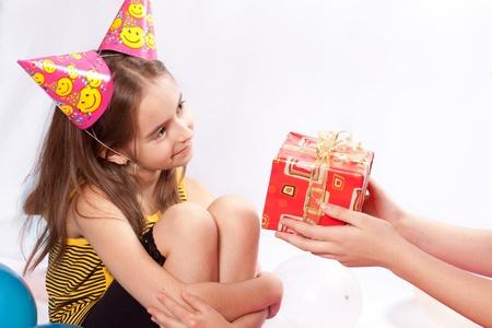 Funny birthday party photo