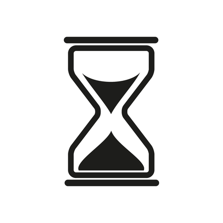 Sand times icon Vector illustration.