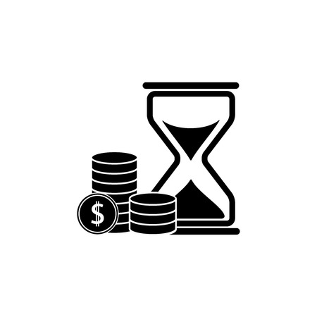 Time and money image illustration
