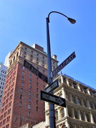 Lumi�re, rue Broadway