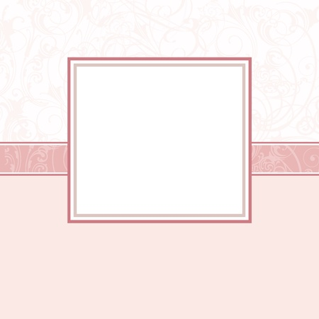 Baby Girl scrapbook page - Birth Announcement - Introducing - 2
