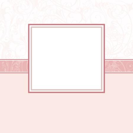 battesimo: Bambino scrapbook page Girl - Annuncio Nascita - Introduzione - 2