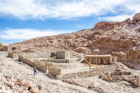 Jerez oasis, Atacama Desert, Chile.