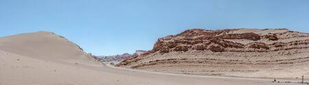 칠레 아타 카마 사막.