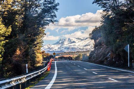 New Zealand road.