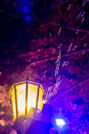 Dazzling displays of light
